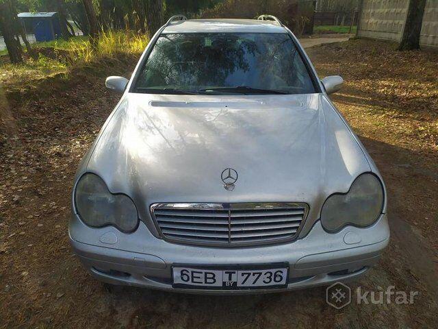 Mercedes C-Class (2001)
