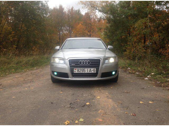 Audi A8 (2006)