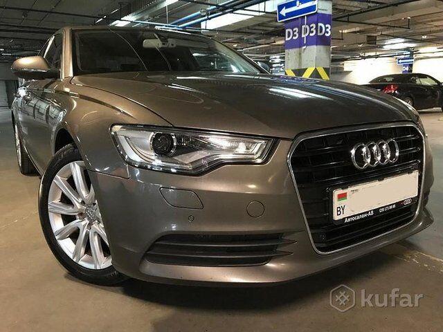 Audi A6 (C7) (2012)