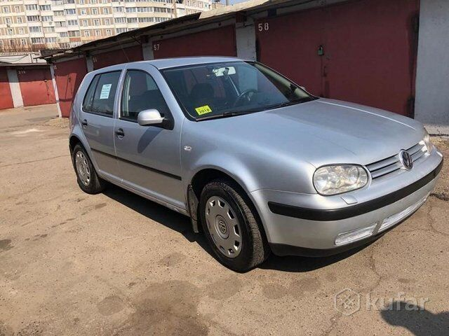 Volkswagen Golf 4 (2001)