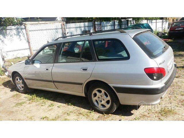 Peugeot 406 (1997)