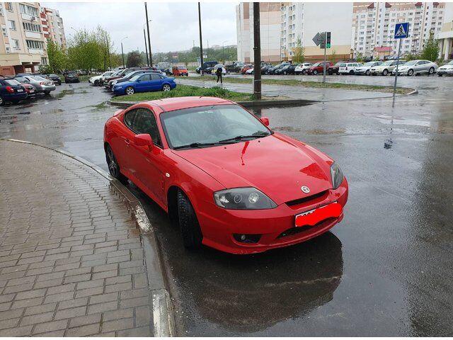 Hyundai Tiburon (2006)