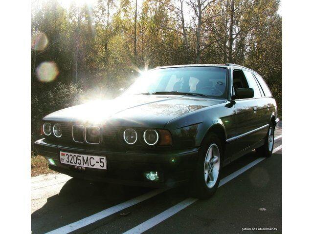 BMW 5 (E39) (1993)