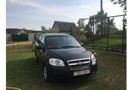 Chevrolet Aveo (2006)