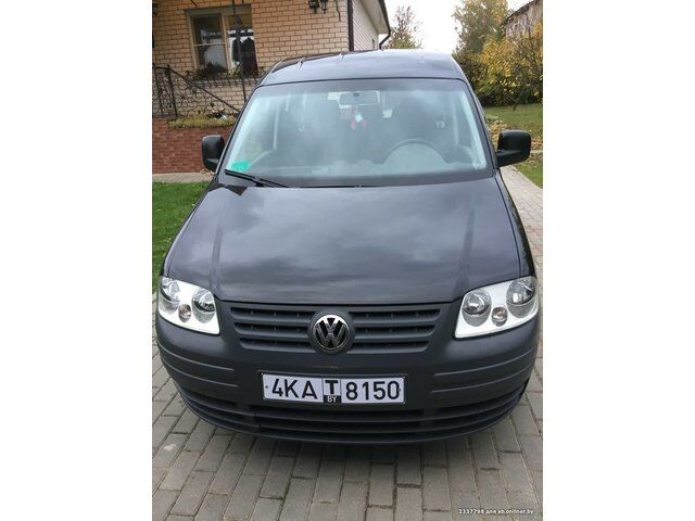 Volkswagen Caddy (2006)