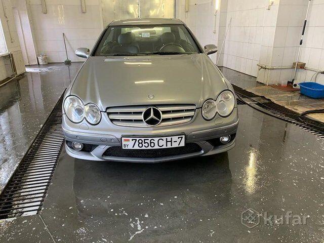 Mercedes CLK (2008)