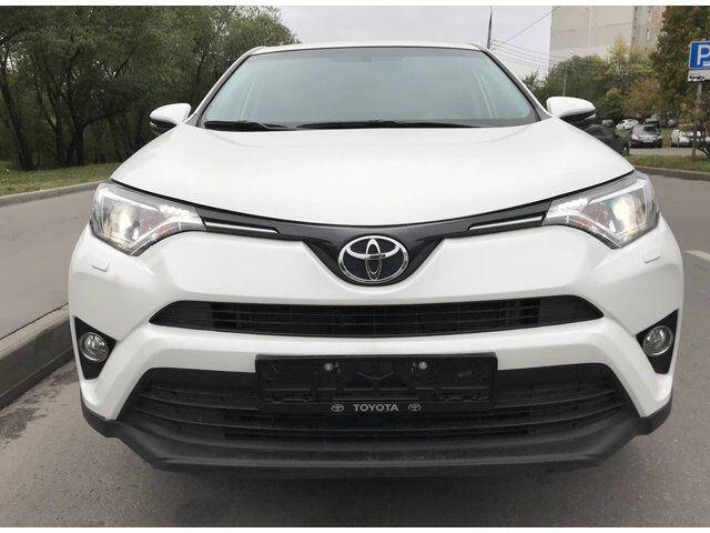 Toyota RAV4 (2017)
