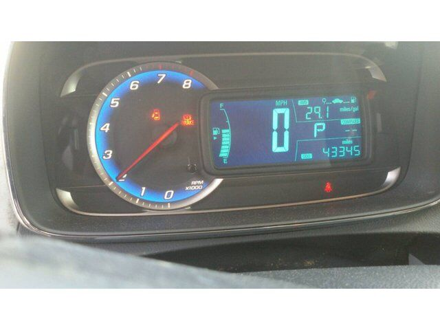 Chevrolet Tracker (2015)