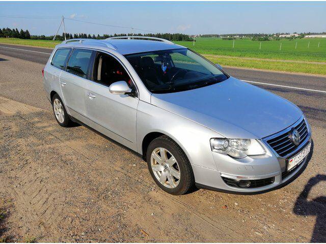 Volkswagen Passat (2009)