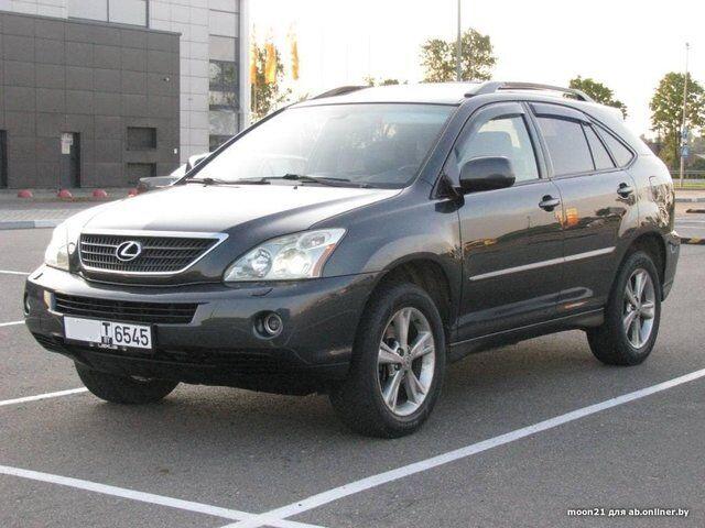 Lexus RX (2006)
