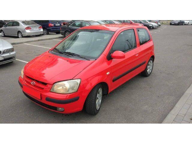 Hyundai Getz (2004)
