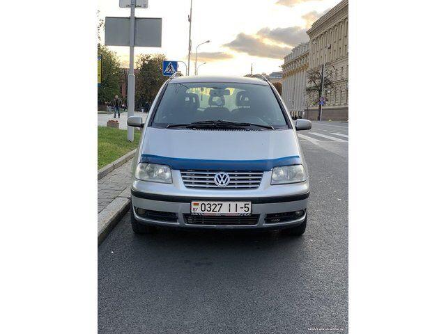 Volkswagen Sharan (2002)