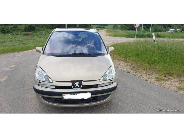 Peugeot 807 (2003)