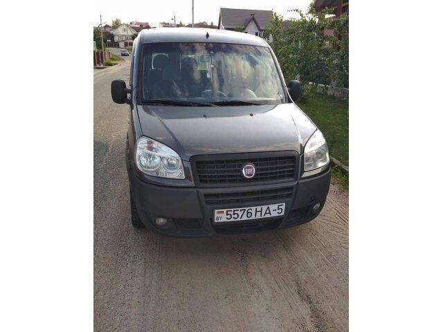 Fiat Doblo (2008)