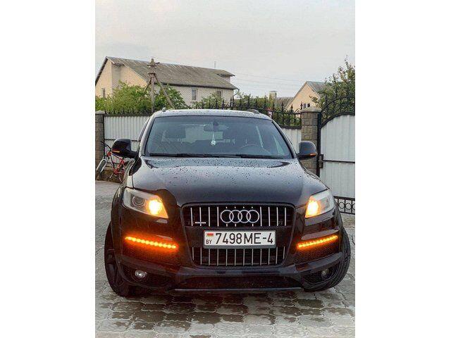 Audi Q7 (2008)