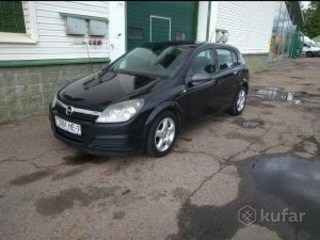 Opel Astra H (2006)