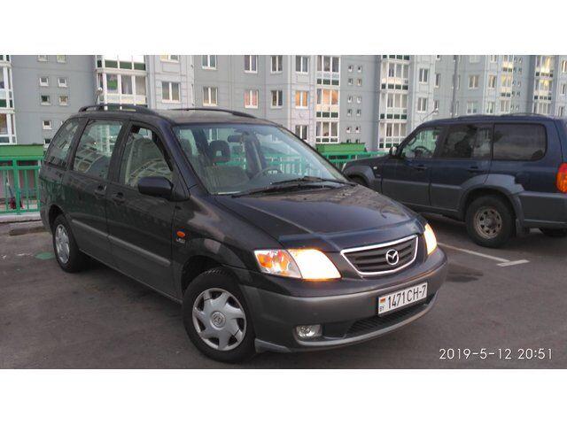 Mazda MPV (2000)
