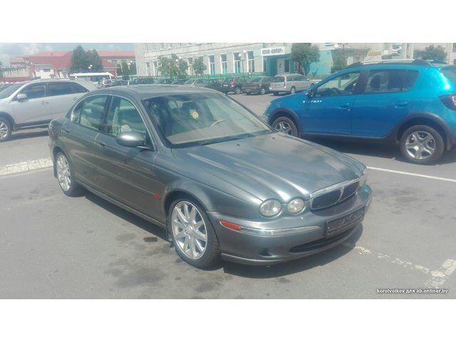 Jaguar X-Type (2002)