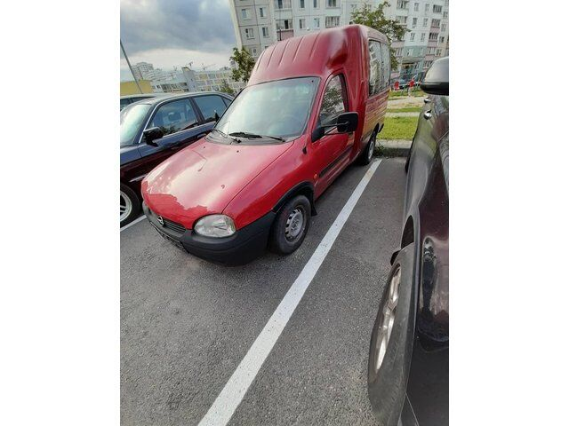 Opel Combo (2000)