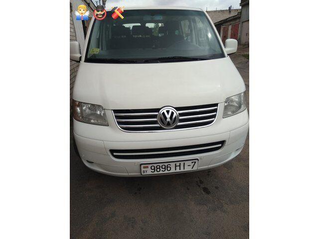 Volkswagen T5 (2009)