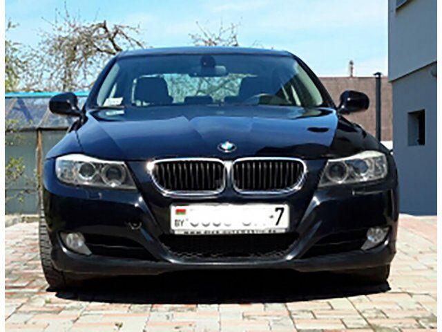 BMW 3 (E90,E91,E92,E93) (2009)