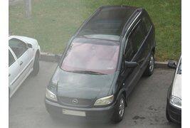 Opel Zafira (2001)