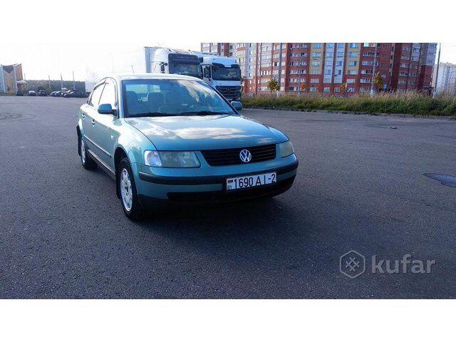 Volkswagen Passat B5 (1998)