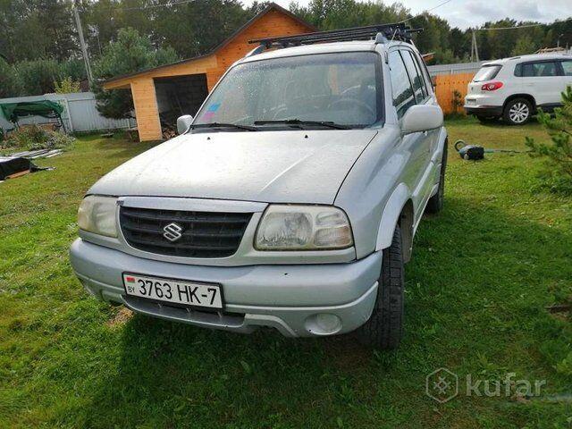 Suzuki Grand Vitara (2001)
