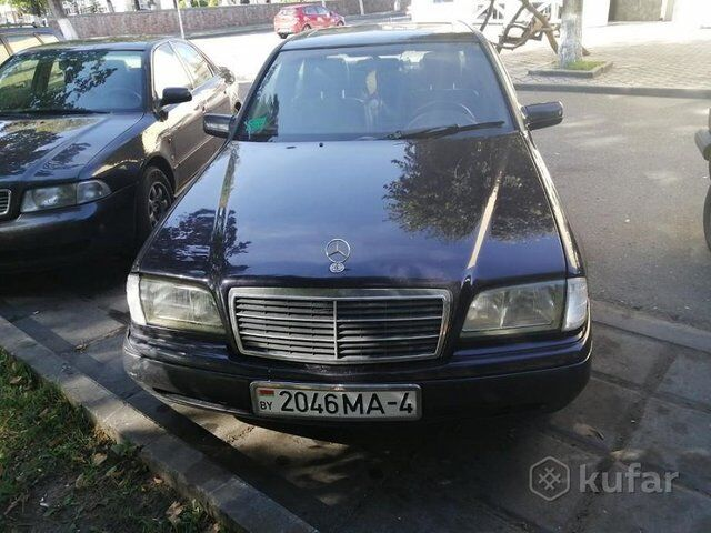 Mercedes C (W202, S202) (1996)