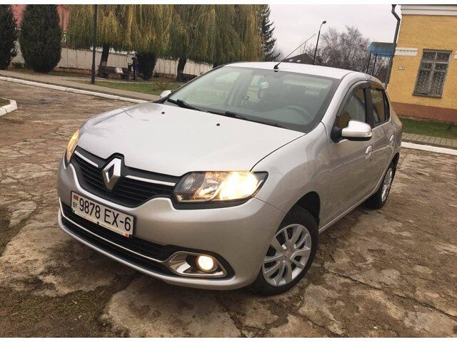 Renault Logan (2016)