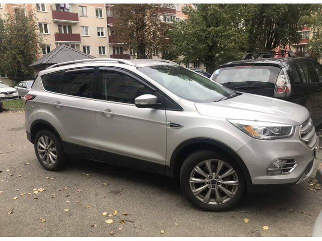 Ford Escape (2016)