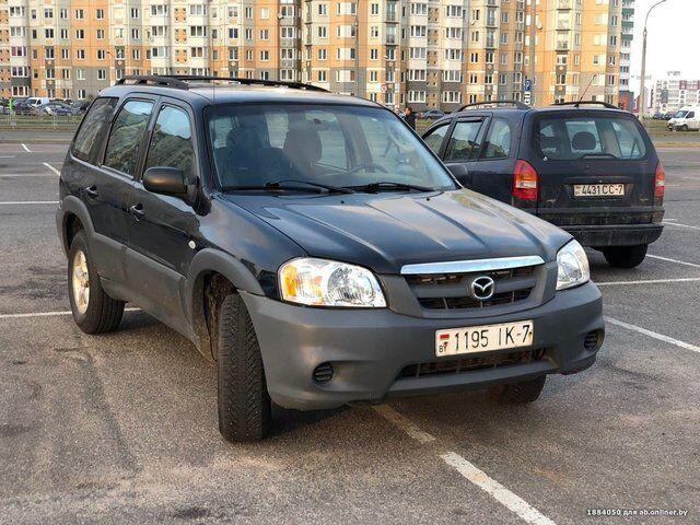 Mazda Tribute (2005)