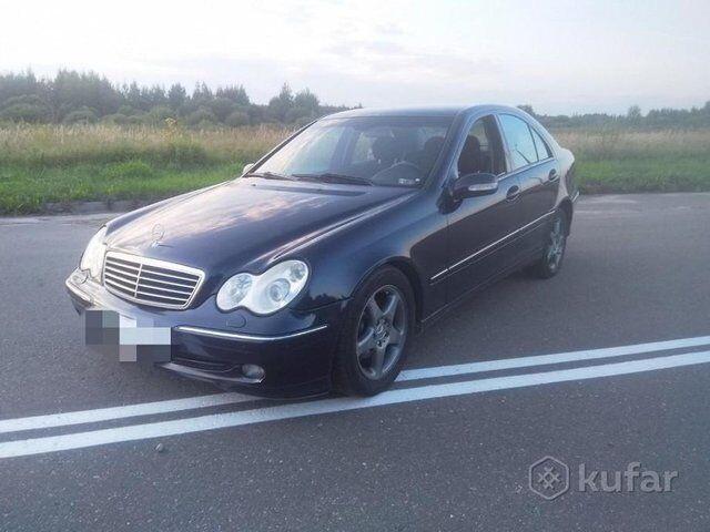 Mercedes C-Class (2003)
