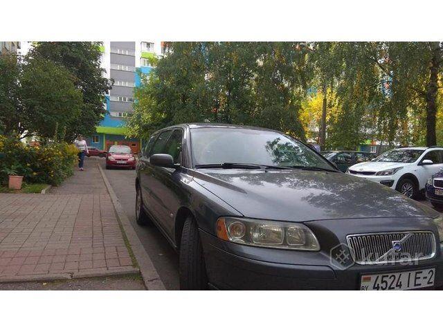 Volvo V70 (2004)