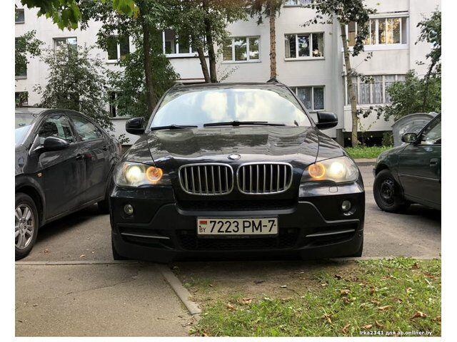 BMW X5 (Е53) (2008)