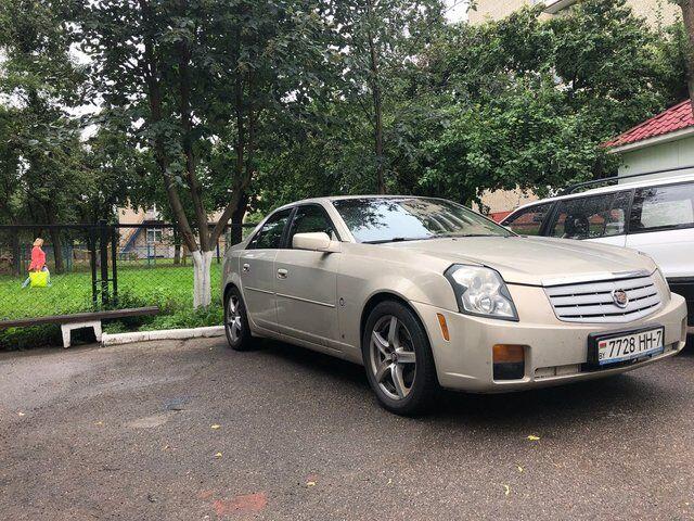 Cadillac CTS (2007)
