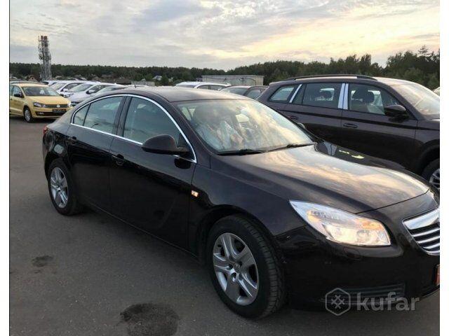 Opel Insignia (2011)