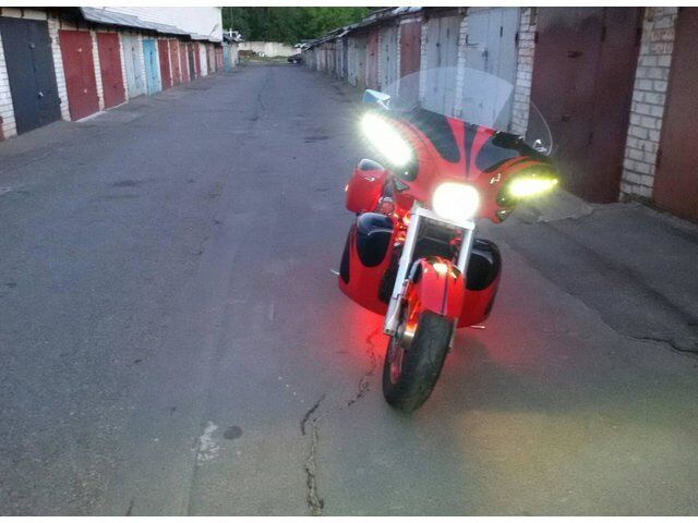 Honda VTX (2001)