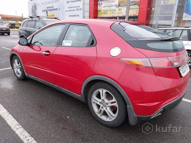 Honda Civic (2008)