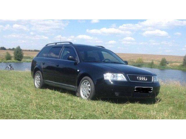 Audi A6 (2000)
