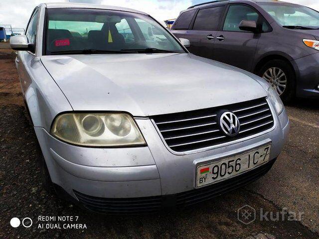 Volkswagen Passat B5 (2001)