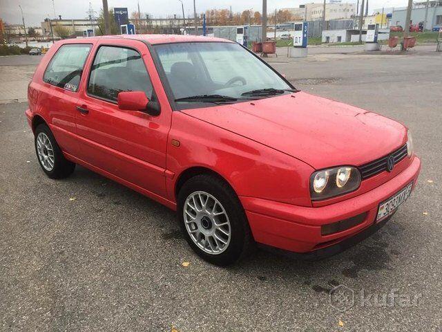 Volkswagen Golf 3 (1995)