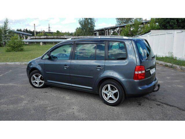 Volkswagen Touran (2004)