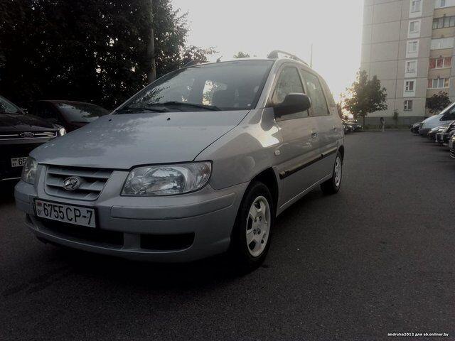 Hyundai Matrix (2002)