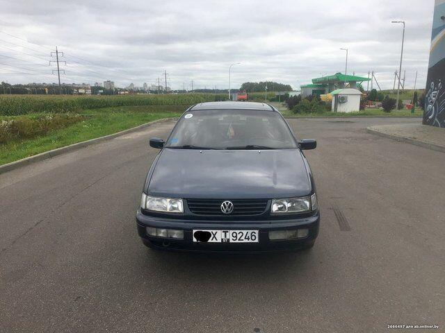 Volkswagen Passat B4 (1995)
