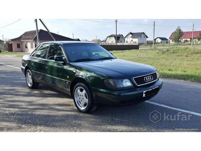 Audi A6 (C4) (1996)