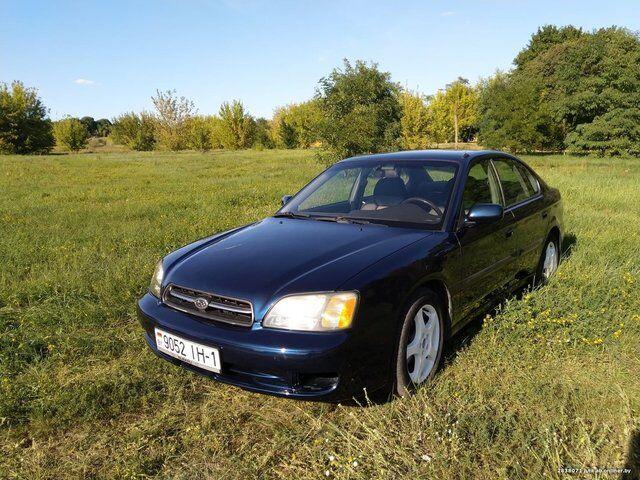Subaru Legacy (2000)
