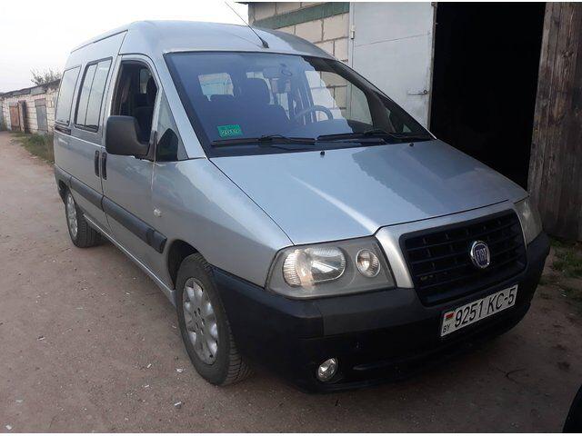 Fiat Scudo (2004)