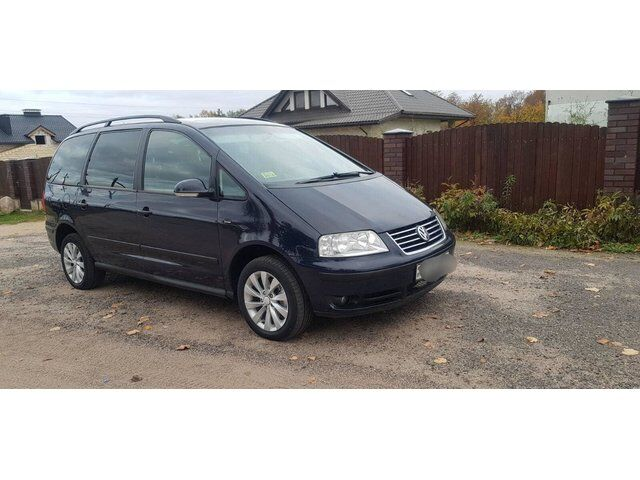 Volkswagen Sharan (2006)