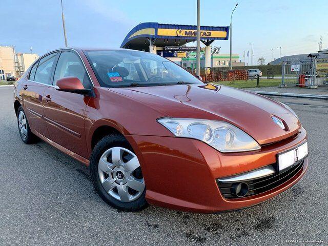 Renault Laguna (2008)